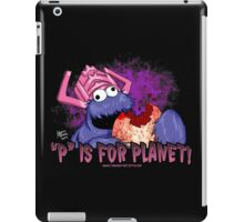 P is For Planet iPad Case/Skin