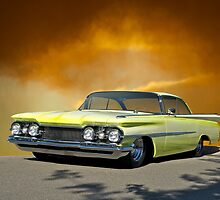 1959 Oldsmobile Custom by DaveKoontz
