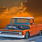 1965 Chevy Low Rider Pick-Up by DaveKoontz