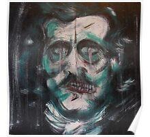 "Edgar Allan Poe ""Death"" Poster"