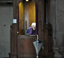 in the confessional by Karen E Camilleri