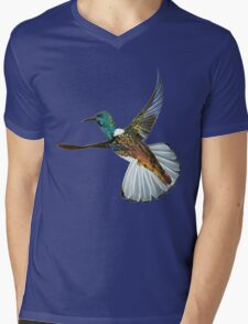 Hummingbird 1 Mens V-Neck T-Shirt