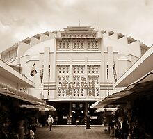 Central Market - Phnom Penh by Simone1966