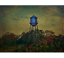 The Old Forgotten Tower Photographic Print