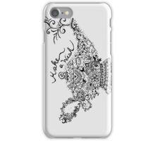 Magic Lantern Mandala iPhone Case/Skin