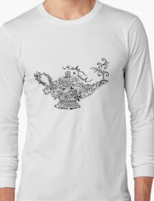 Magic Lantern Mandala Long Sleeve T-Shirt