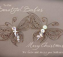 Beautiful Babies - Multiple Loss/Twins Christmas by CarlyMarie