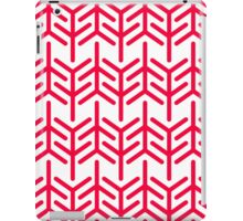 Concertina (Red) iPad Case/Skin