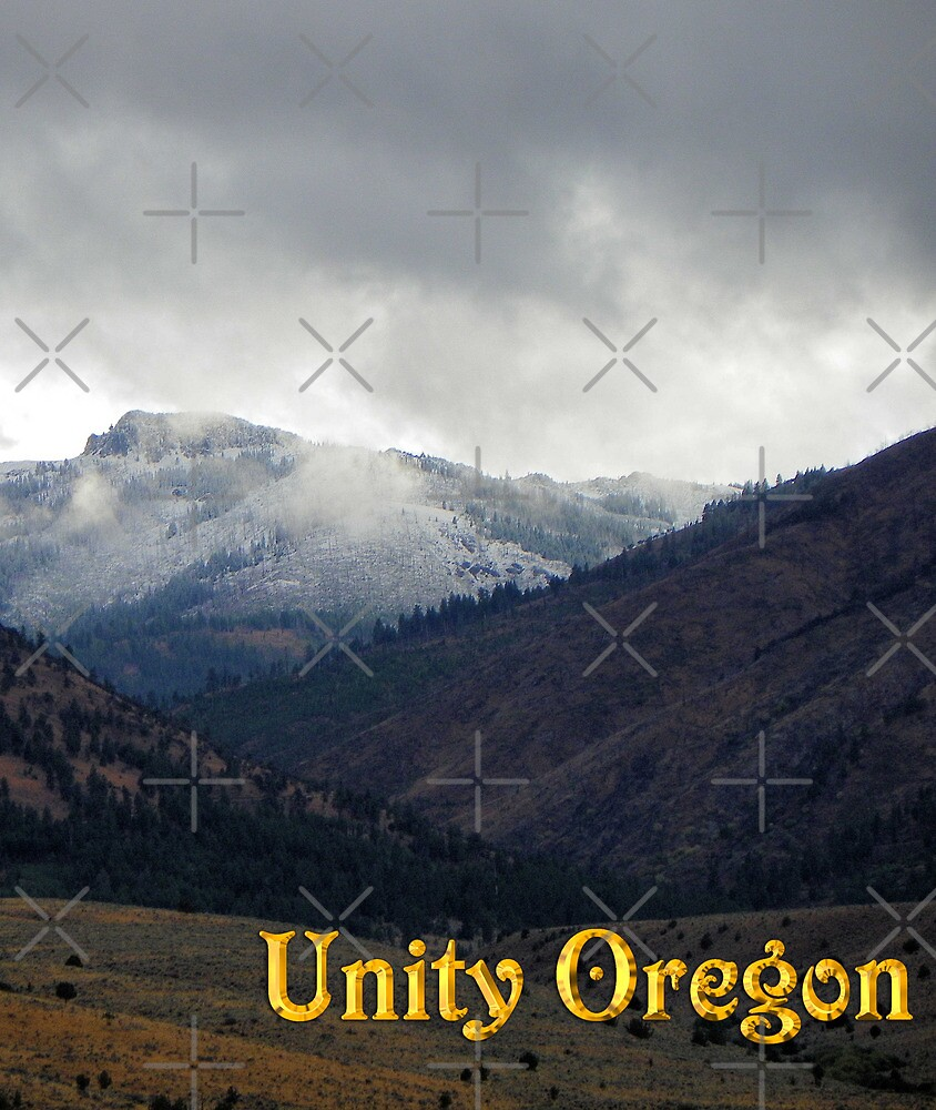 Unity, Oregon by Betty  Town Duncan