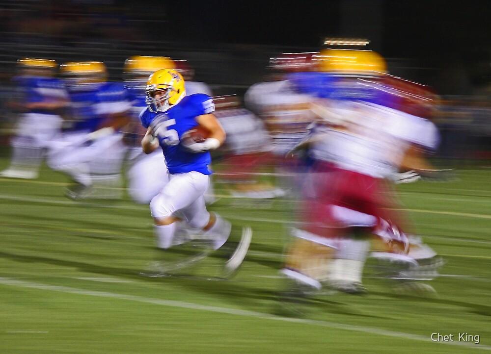 TD Run by Chet  King