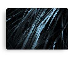 Dark Grass Wall Art Canvas Print