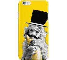 Monkey Gentleman iPhone Case/Skin