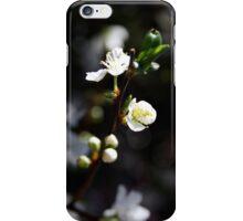 __dark flowers iPhone Case/Skin