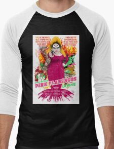 John Waters Pink Flamingos Divine Cult Movie  T-Shirt