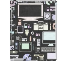 gadgets icon set iPad Case/Skin