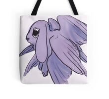 MBTI GHOSTS AND GHOULS- ANGEL BUNNY RABBIT Tote Bag