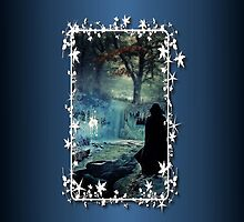 "I-Pad  ""Expecto Patronum"" - Forest of Dean by scatharis"