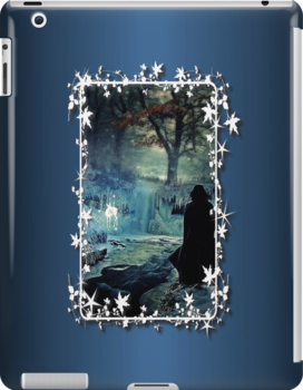 """I-Pad  """"Expecto Patronum"""" - Forest of Dean by scatharis"""