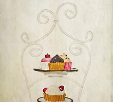 Happy Birthday (Cake Version) by Denise Abé