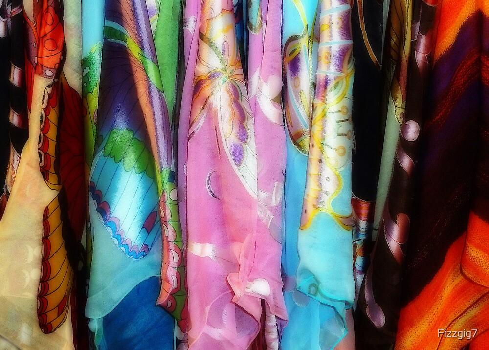 Pretty Orton scarves by Fizzgig7