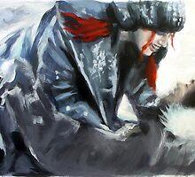 Fire and Ice II by Dawn  Dudek