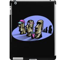 Cool Moais iPad Case/Skin