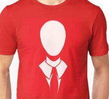 SLENDER MAN RED Unisex T-Shirt