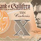 Ten Centuries Bill by zerobriant