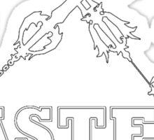 Mark of Mastery School Sticker