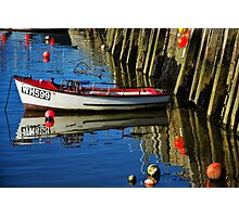 Boats & Floats Photographic Print