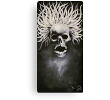 Hell Embrace No.1 Canvas Print