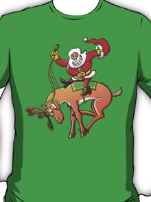 Christmas Rodeo T-Shirt