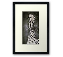 Hell Embrace No.3 Framed Print