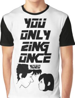 YOZO (You Only Zing Once) Graphic T-Shirt