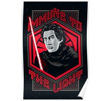 Immune to the Light Poster