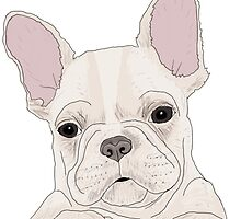 French Bulldog by mantillab