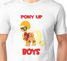 Pony up boys Unisex T-Shirt