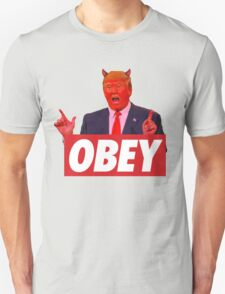 Donald Trump - Obey T-Shirt