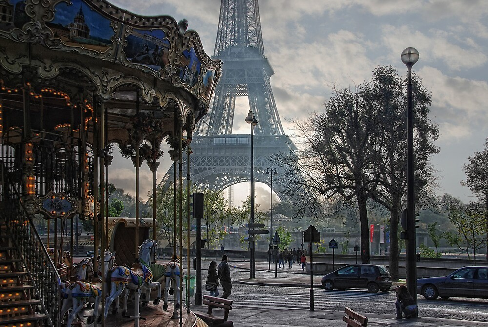 manège parisienne by Jo-PinX