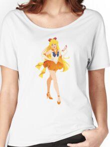 Pretty Guardian Sailor Venus Women's Relaxed Fit T-Shirt