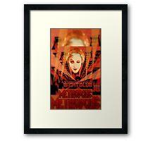 METROPOLIS - Yoshiwara Nightclub Framed Print