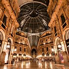 Milan Galleria by Robert Dettman