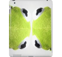 green pad iPad Case/Skin