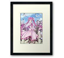 Akame Ga kill 06 Framed Print