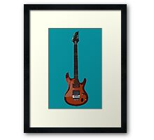 Guitar 1 Framed Print