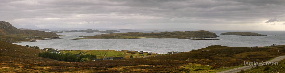 The Summer Isles by Jamie  Green