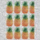 pineapple by loryzut