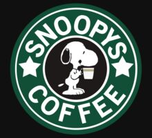 Snoopy's Coffee! T-Shirt