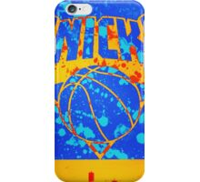 The City of Knicks iPhone Case/Skin