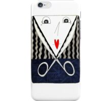 The Hairdresser iPhone Case/Skin